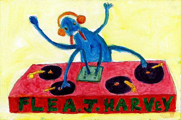 Flea J. Harvey