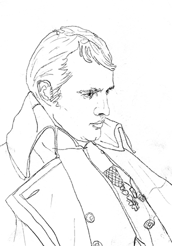 Napoleon played by Brando