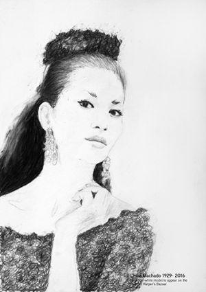 China Machado