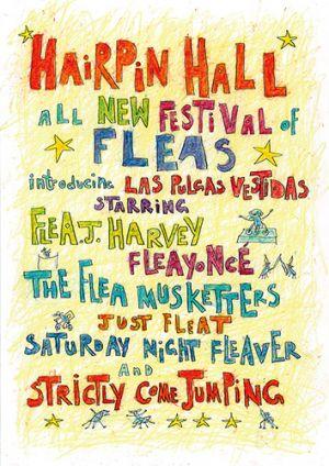Hairpin Hall Fleas