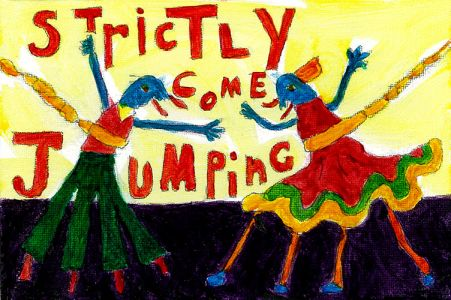 Strictly Come Jumping